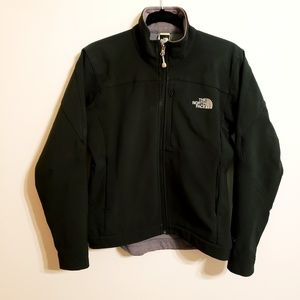 The North Face Apex Black Jacket...M